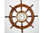 Kuģa stūre ar pulksteni \'Jūras suvenīrs\' TD007  269.00